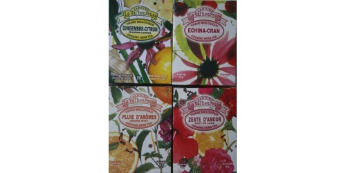 FRUITY HERB TEAS /  GIFT PACKAGING